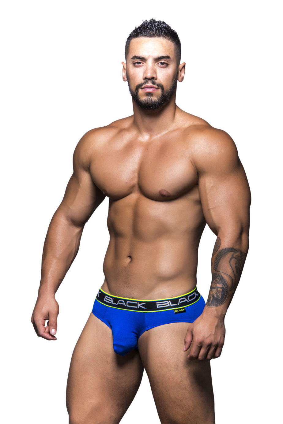 Andrew Christian Black Collection Royal Blue Color ...